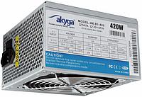 Блок питания для корпусов компьютеров Akyga Basic AK-B1-420 420W