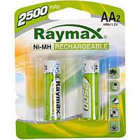 Аккумулятор Raymax HR6 AA 2500 mAh Ni-MH