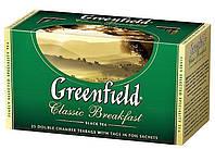 Чай  Greenfield Classic Breakfast пакетированный 25 пак.