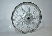 Альфа - колесо заднее cпица (барабан. тормоз)-вес 2,65кг