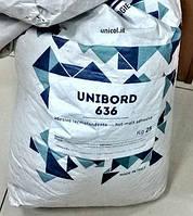 Клей низкотемпературный  для кромкооблицовочных станков Unicol итальянский клей расплав Unibord 636