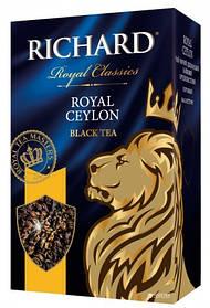 Чай Richard  черный байховый листовой 90г