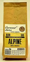 Кофе в зернах Gurmans Choice Альпина Бленд арабика 100 % SHB 250г