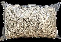 Резинки для денег 1кг белые 70мм, фото 1