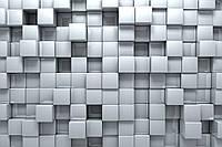3D фотообои: Объёмные квадраты
