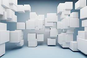 3D фотообои: Геометрическая прогрессия