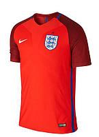 Футбольная форма Cб. Англии ЧЕ 2016 выездная