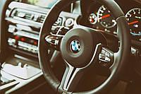 Фотообои: интерьер BMW