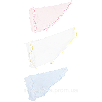 Косынка на резинке, ТМ Ромашка, размеры: 40, 42, 44 6 мес. \ 44 см. Разные цвета