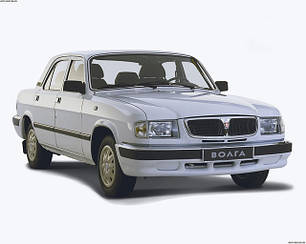 Тюнинг для ГАЗ-3110