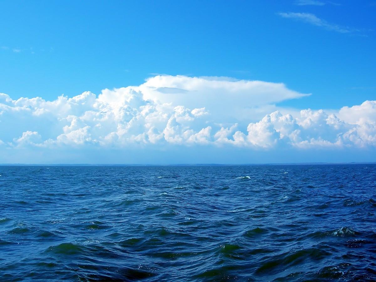 Фотообои Бескрайний океан