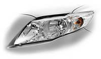 Защита фар Volkswagen Touran 2008- 2 шт EGR