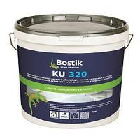 BOSTIK KU 320 - 20кг. универсальный клей на акриловой основе для полов