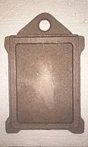 Шибер чугунный 180*230 мм / Шубер чавунний 180*230 мм, фото 2