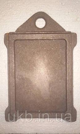 Задвижка дымохода 180*230 мм / Засувка димаря 180*230 мм, фото 2