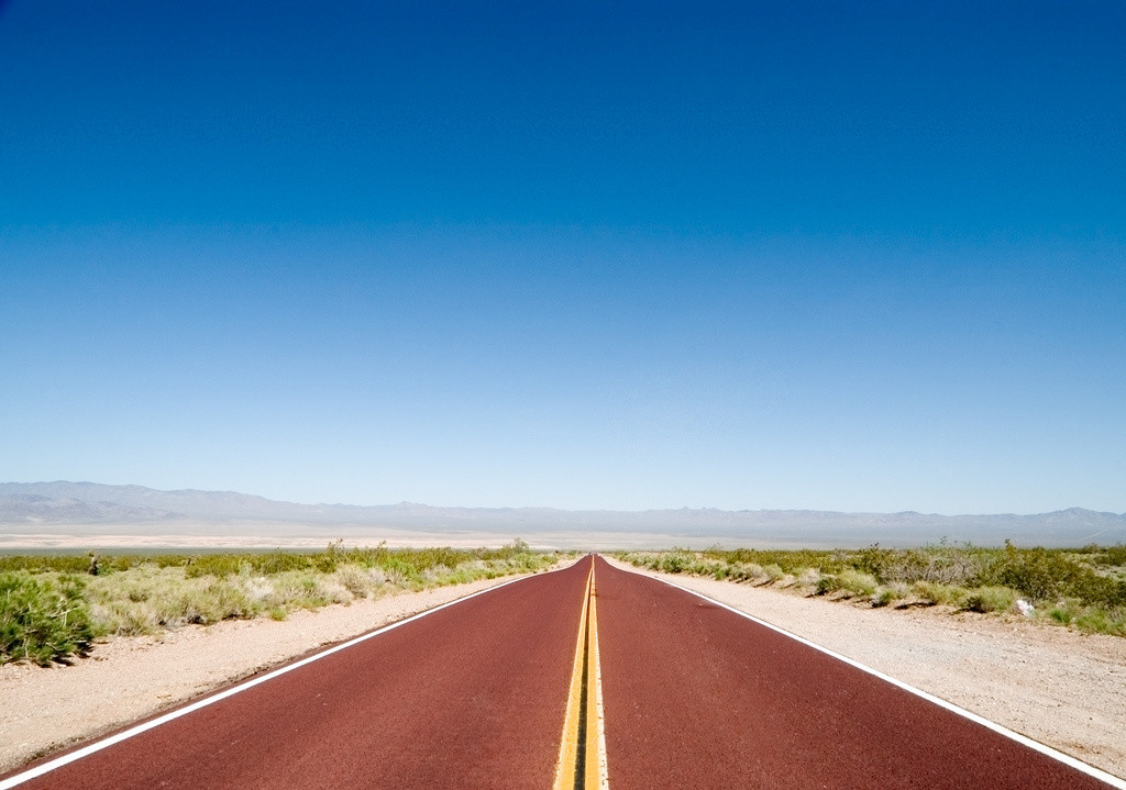Фотообои: Новая дорога