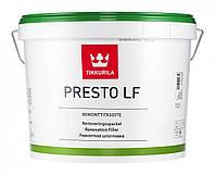 Престо ЛФ ремонтная Шпаклевка по дереву - Presto LF Remonttitasoite 3 л.