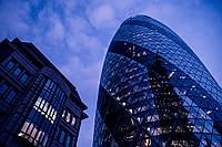 Фотообои Башня бизнес центр