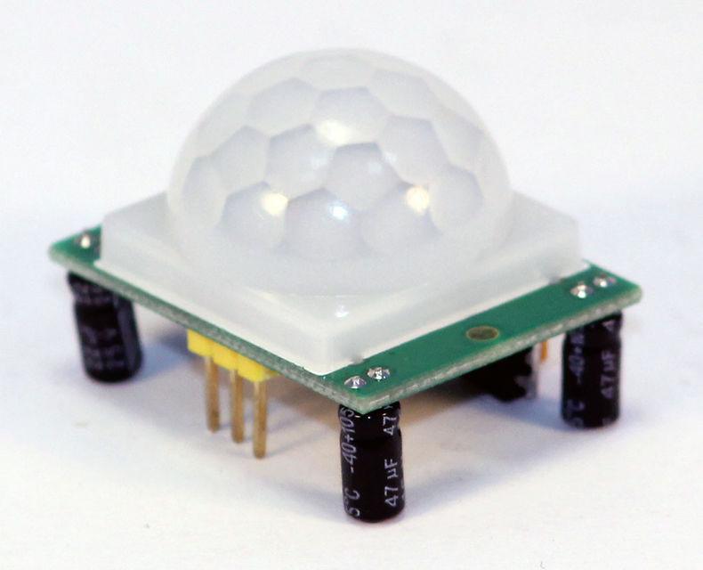 HC-SR501 датчик движения инфракрасный Arduino