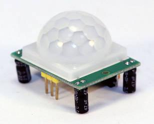 HC-SR501 інфрачервоний датчик руху Arduino