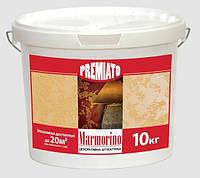 Штукатурка декоративная Marmorino 20 кг Premiato