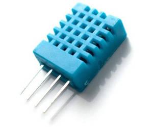DHT11 термометр і гігрометр, датчик вологості