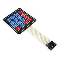Матрична клавіатура 4х4 Arduino