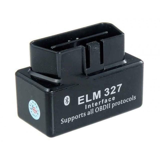 OBD2 ELM327 Bluetooth диагностика авто сканер
