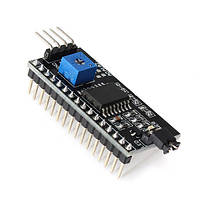 Arduino LCD1602 I2C AVR PIC модуль