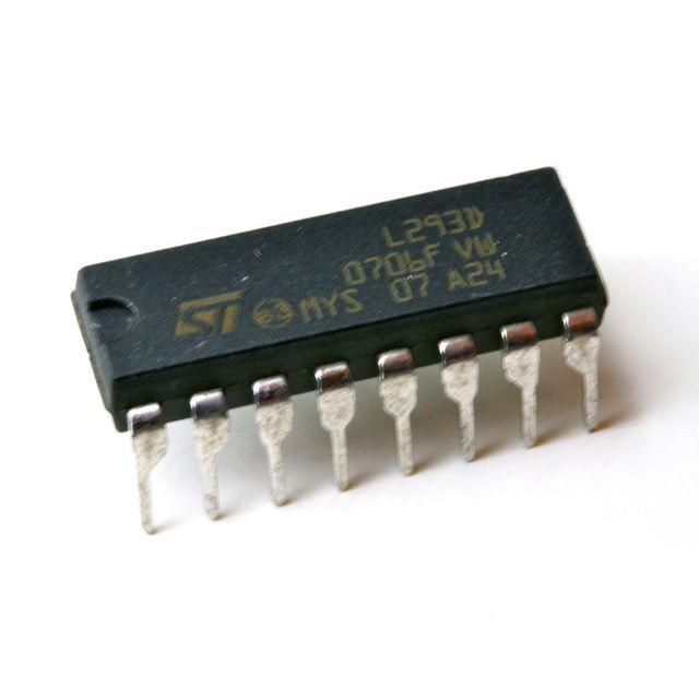 Микросхема L293D DIP16 L293