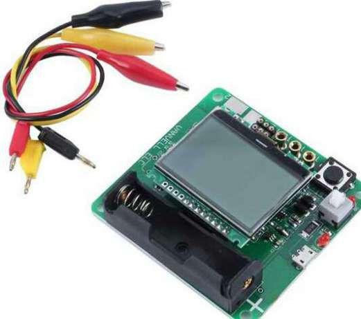 Тестер MG328 ESR LCR - РК дисплей