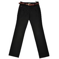 Школьные брюки для девочки, черные Аврора Suzie