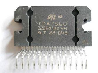 Мікросхема TDA7560