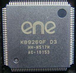 Микросхема мультиконтроллер Kb926qf