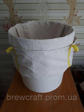 Мешок для затирания сусла / Плотный / Многоразовый, фото 2