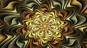 Фотообои Абстрактный цветок
