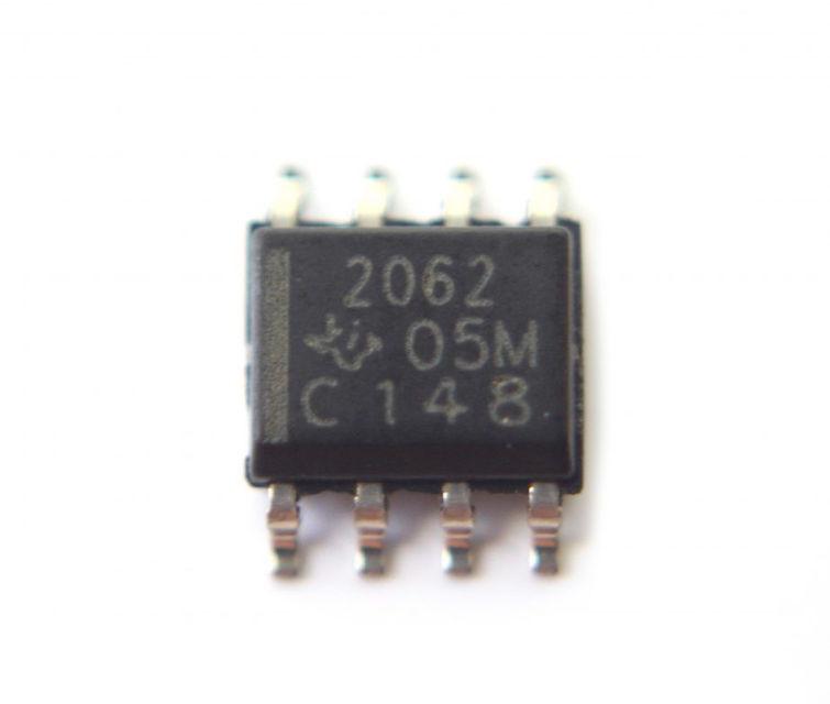Микросхема TPS2062DR TPS2062 SOP8