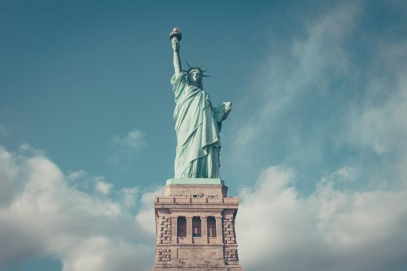Фотообои Статуя Свободы