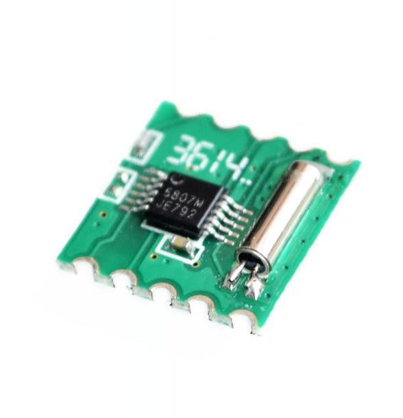 FM модуль RDA5807M радіоприймач Arduino