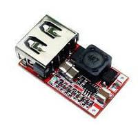 Понижающий модуль преобразователь USB DC-DC 24-5В
