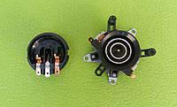 Контактная группа №4 / SL-168 (верх-низ) / 10А / 220V / Т125 (с двумя термопластинами) для электрочайников, фото 1