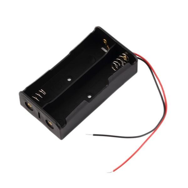 Батарейний батареечный відсік на 2 х 18650