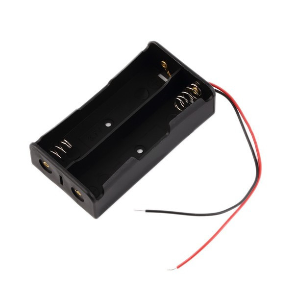 Батарейный батареечный отсек на 2 х 18650