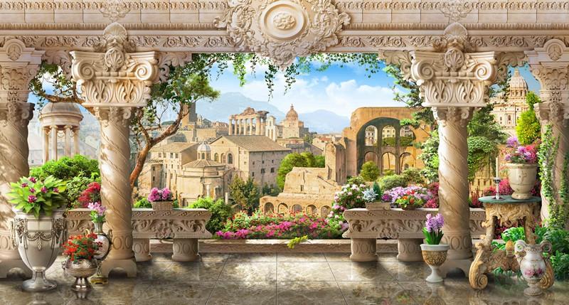 Фотообои Римская архитектура
