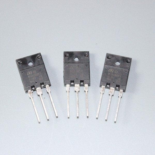 BU808DFI, Транзистор NPN DARLINGTON, высоковольтный