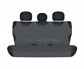 Майки на сиденья Kegel задние темно-серые (1шт/комп)