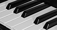 Фотообои Клавиши фортепиано