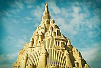 Фотообои Замок из песка