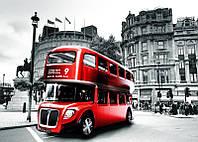 Фотообои Английский автобус