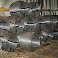 Проволока 1,4 мм стальная низкоуглеродистая общего назначения , ГОСТ 3282-74